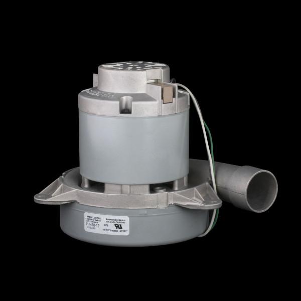"Bags and Parts,Parts and Accessories, Vacuum Motors,LAMB AMETEK,M117478-12,M117478-12 Lamb Ametek Oem Motor 7.2"" 120 Volt"