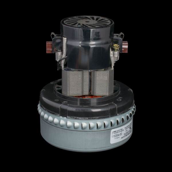 Bags and Parts,Parts and Accessories, Vacuum Motors,LAMB AMETEK,M116354-00,M116354-00 Lamb Motor 2 Stage Bypass 5.7""