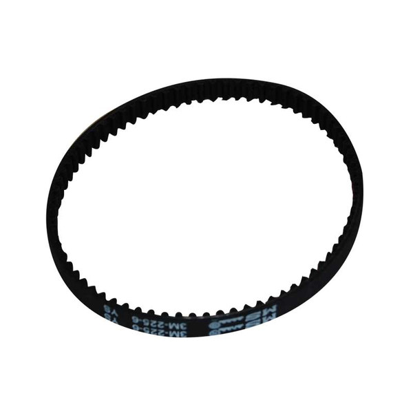 Bags and Parts,Parts and Accessories,Vacuum Belts,BISSELL,XB2036804,Xb2036804 Bissell Oem Geared Vacuum Belt