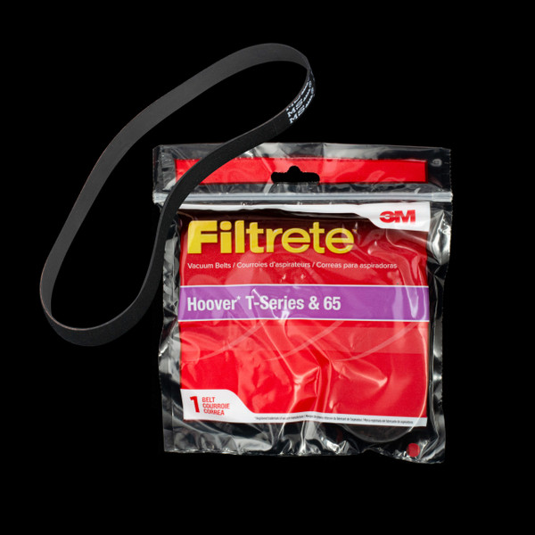 Bags and Parts, Parts and Accessories, Vacuum Belts,64121,64121,64121 Hoover T Series Vacuum Belt 3M Filtrete