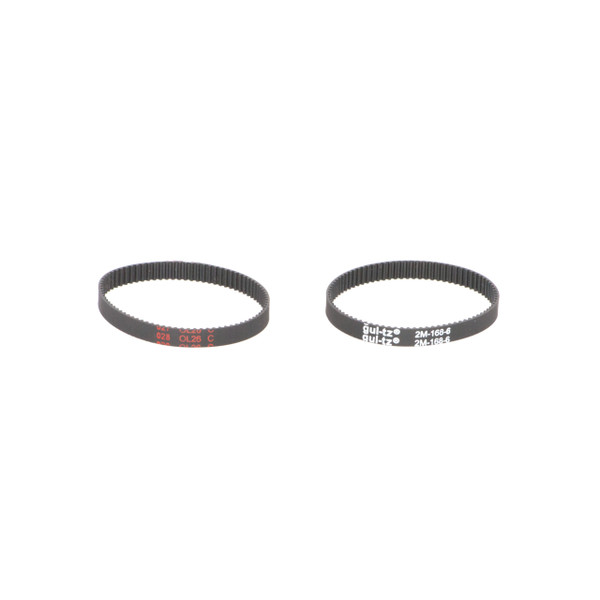Bags and Parts, Parts and Accessories, Vacuum Belts,XS358,XS358,Xs358 Carpet Pro Oem Geared Vacuum Belt