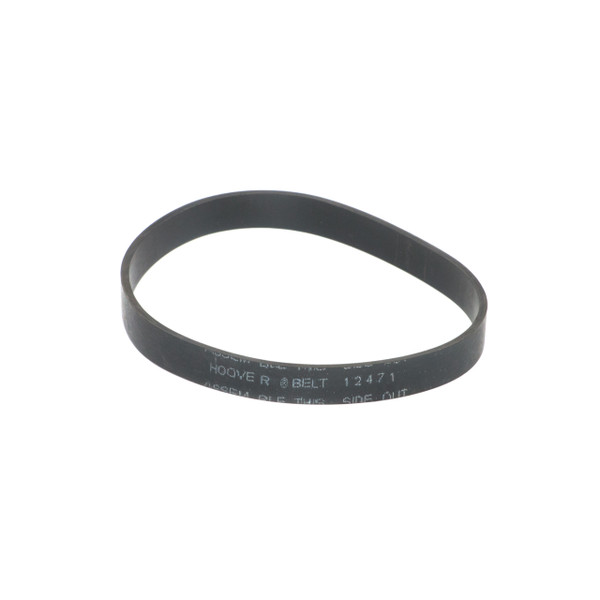 Bags and Parts, Parts and Accessories, Vacuum Belts,XH12471,XH12471,Xh12471 Hoover Oem Flat Vacuum Belt