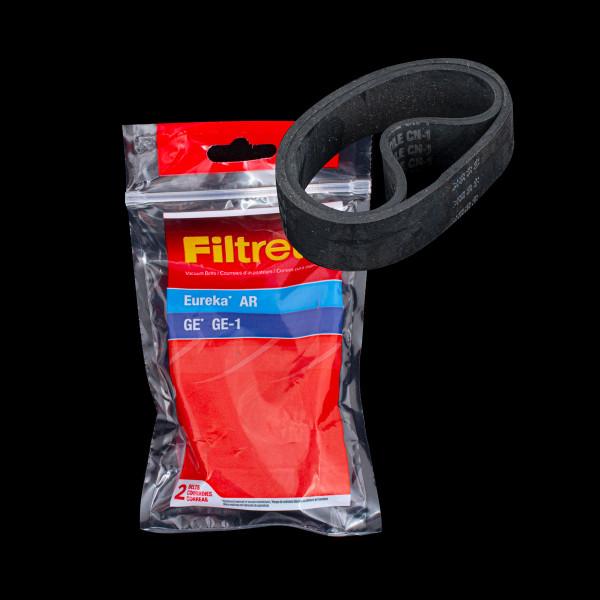 Bags and Parts, Parts and Accessories, Vacuum Belts,685,685,685 Eureka Ar Ge 1 Vacuum Belt 3M Filtrete