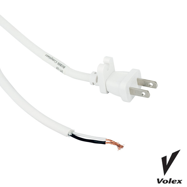 Bags and Parts, Parts and Accessories,10 Machine Cords,C220W,C220W,C220W 30 White Cord