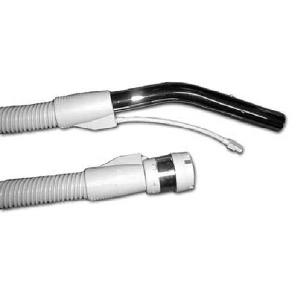 Bags and Parts, Parts and Accessories,13 Vacuum Hoses,HZ750,HZ750,Hz750 Lux Ap Metal Handle Crushproof Hose