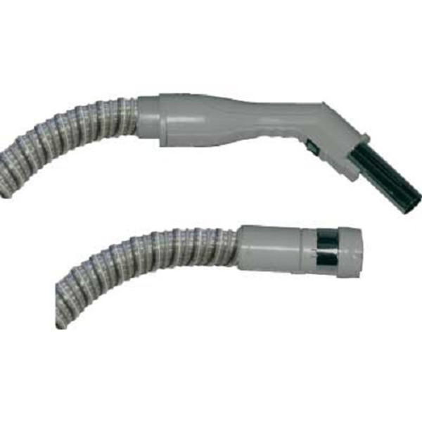 Bags and Parts, Parts and Accessories,13 Vacuum Hoses,HX857,HX857,Hx857 Electrolux Grey With Blue Pinstripe Ap Hose