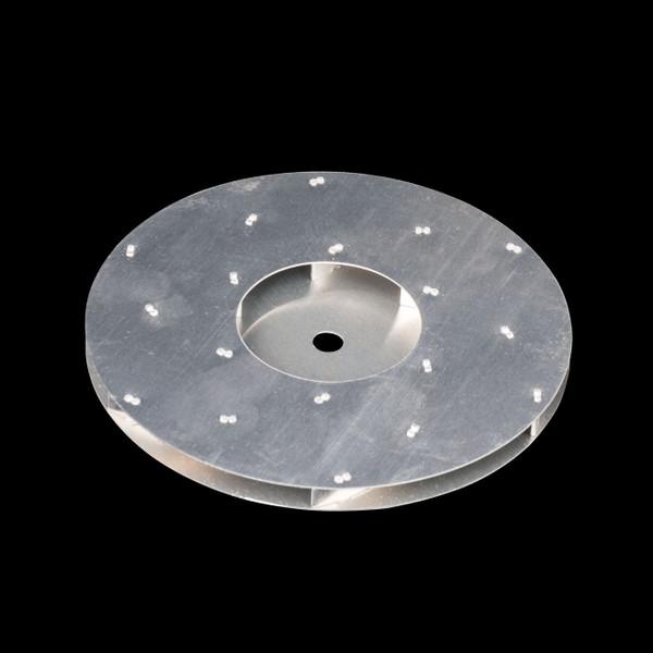 Bags and Parts, Parts and Accessories,16 Motor Parts,XL31353,XL31353,Xl31353 Lamb Ametek Oem Rotating Fan