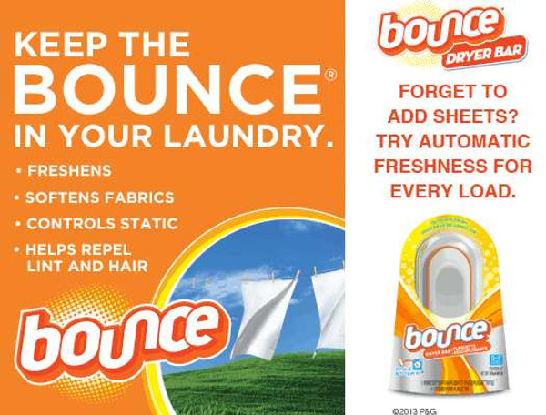 Janitorial and Cleaning Supplies, Cleaning Chemicals, Detergents,BOUNCE,EAPGC34087,Bounce Sht Freeandgentle 9/80Ct Eapgc34087