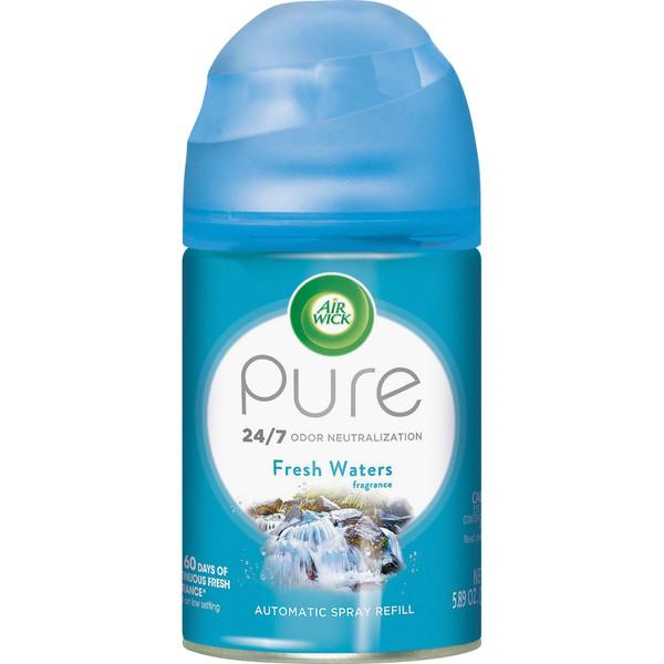 Deodorizers,AIRWICK,RAC90531,Airwick Freshmatic Refill 3Pk Fresh Waters Rac90531