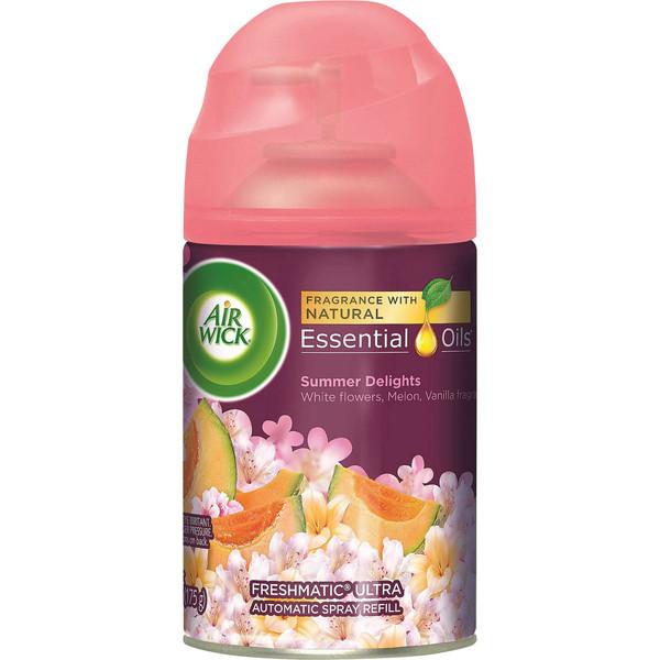 Deodorizers,AIRWICK,RAC92961,Airwick Freshmatic Refill Life Scents Summer Delights Rac92961