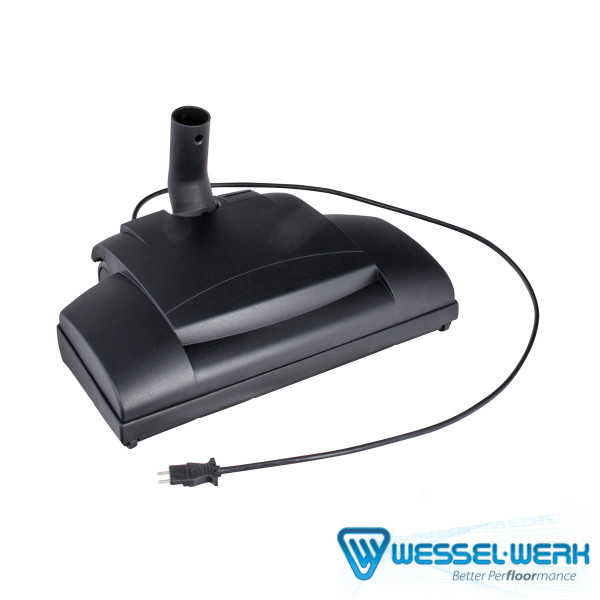 Bags and Parts, Parts and Accessories, Electric Powerhead,PW341,PW341,Pw341 Wessel Werk Ebk341 Electric Powerbrush Black