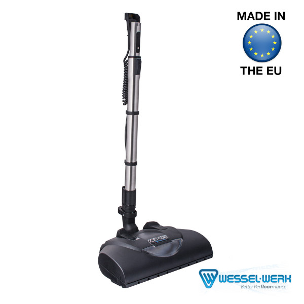 Bags and Parts, Parts and Accessories, Electric Powerhead,PW360SCBW,PW360SCBW,Pw360Scbw Wessel Werk Ebk360 Soft Clean Electric Powerbrush Black