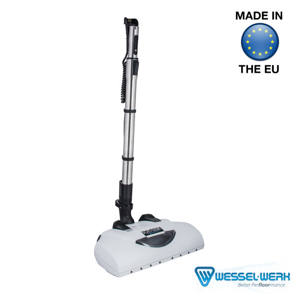 Bags and Parts, Parts and Accessories, Electric Powerhead,PW360SCGW,PW360SCGW,Pw360Scgw Wessel Werk Ebk360 Soft Clean Electric Powerbrush Light Grey