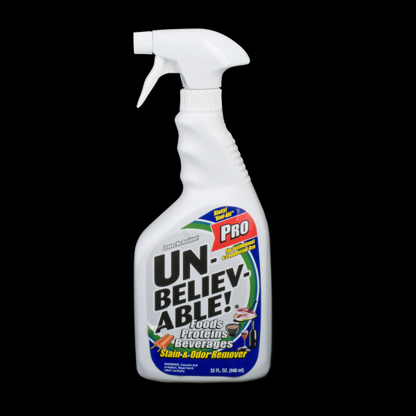 Janitorial and Cleaning Supplies,Cleaning Chemicals,Stain Removers,SJ144,SJ144,Sj144 Unbelievable Food Proteins Beverages Pro Stain And Odor Remover