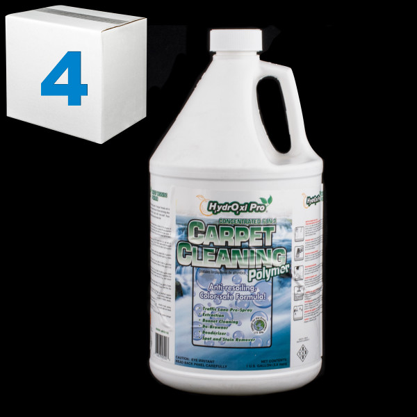 Janitorial and Cleaning Supplies,Cleaning Chemicals,Stain Removers,SJ140CS-4,SJ140CS4,Sj140Cs-4 Core Hydroxi Pro Carpet Cleaning Polymer Gallon - Pack Of 4