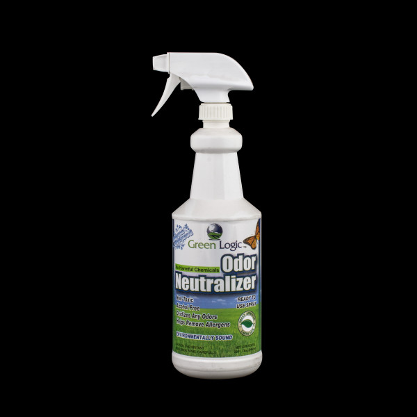 Janitorial and Cleaning Supplies,Cleaning Chemicals,Stain Removers,SJ151,SJ151,Sj151 Core Green Logic Odor Neutralizer Ready