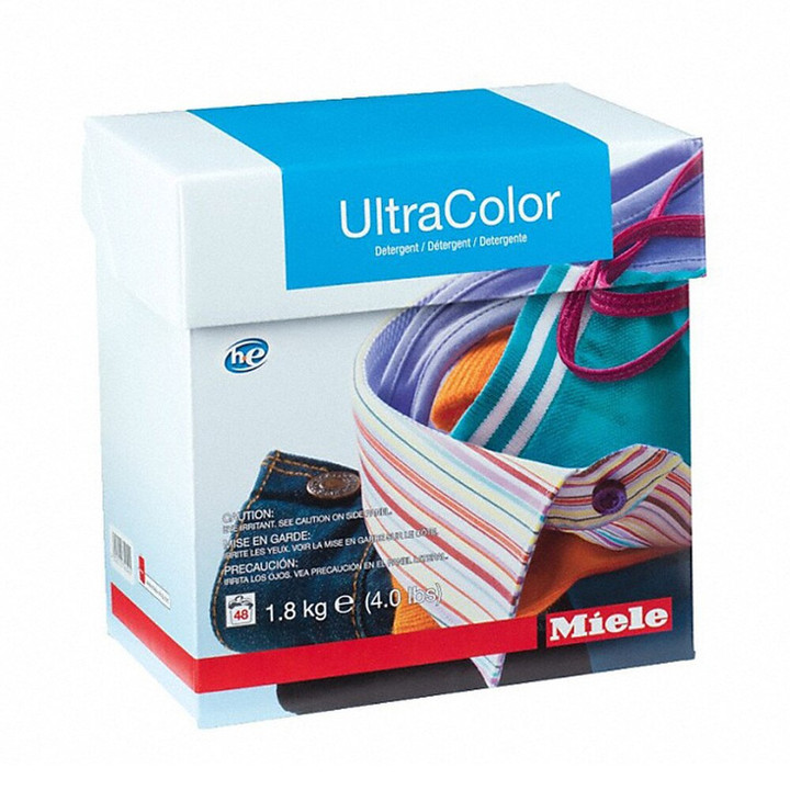 MIELE ULTRACOLOR LAUNDRY DETERGENT 1.8 Kg POWDER