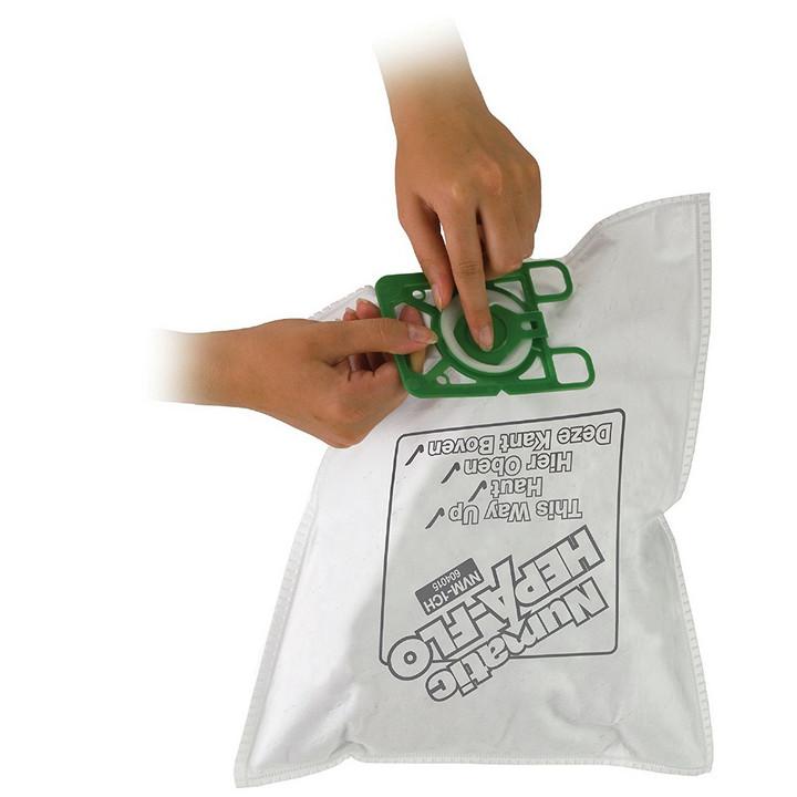 NUMATIC NVM 2BH VACUUM BAGS (10 PACK)