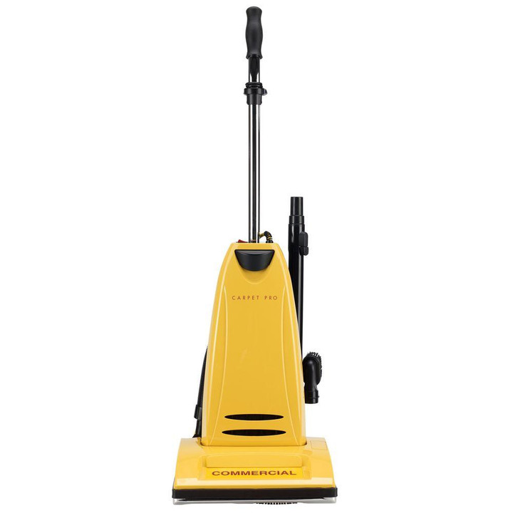 CARPET PRO COMMERCIAL UPRIGHT WITH TOOLS ONBAORD