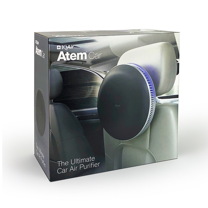 IQAir ATEM CAR AIR PURIFIER