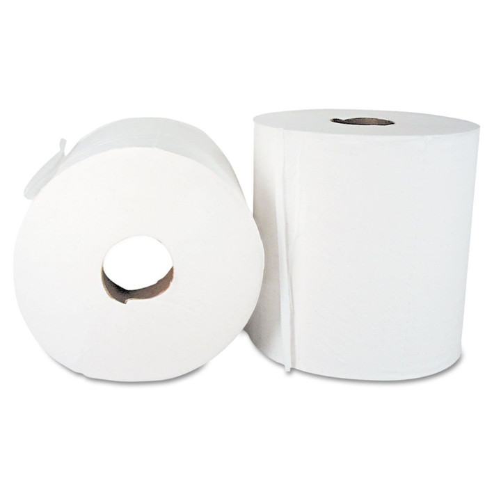 Janitorial and Cleaning Supplies,Disposable Paper,Paper Towel,BOARDWALK,BWK6400,Boardwalk Center Pull Paper Towels White Bwk6400