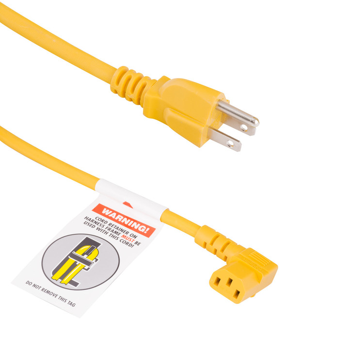 Bags and Parts, Parts and Accessories,10 Machine Cords,XS165,XS165,Xs165 Carpet Pro Oem 50 Extension Cord