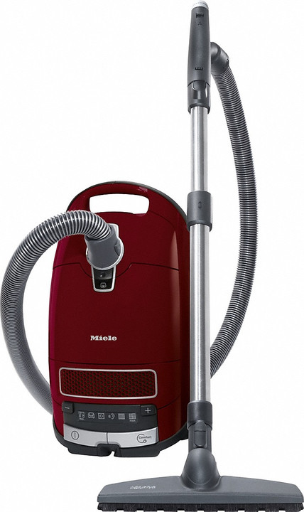 MIELE COMPLETE C3 LIMITED EDITION TAYBERRY RED