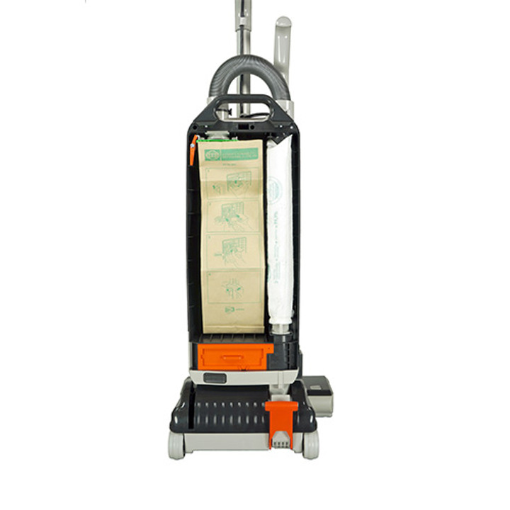 SEBO MECHANICAL 300 COMMERCIAL UPRIGHT VACUUM CLEANER