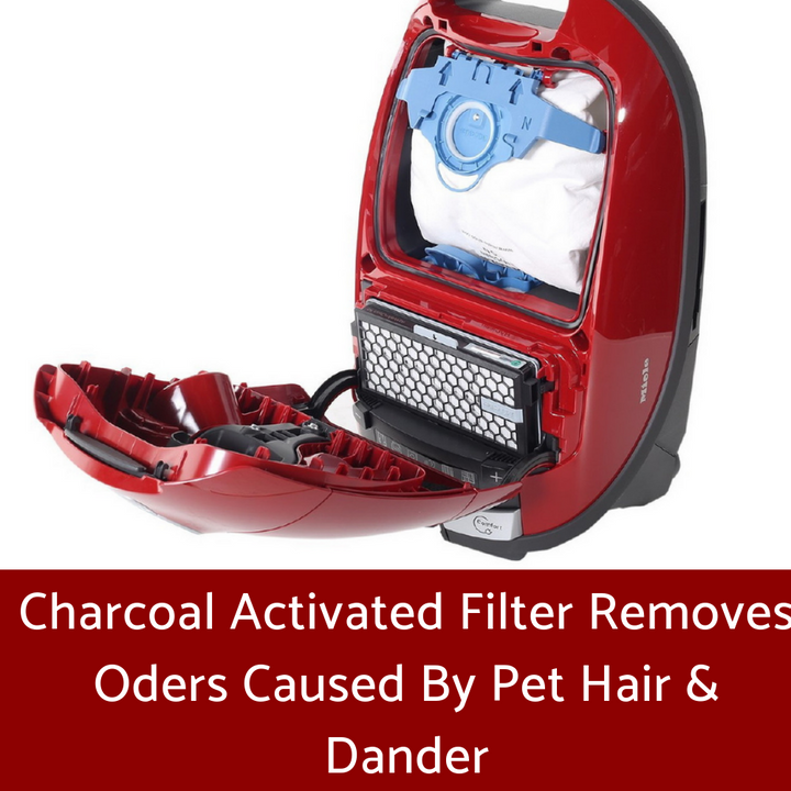 Miele c3 cat and dog vacuum