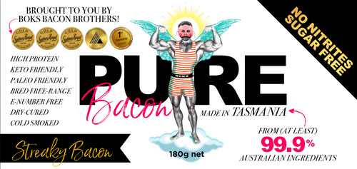 Streaky Bacon - Pure Bacon