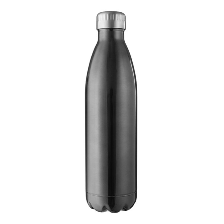 Fluid Vacuum Bottle - 500ml - Gunmetal