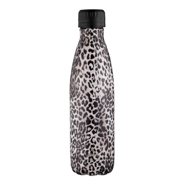 Fluid Vacuum Bottle - 500ml - Leopard