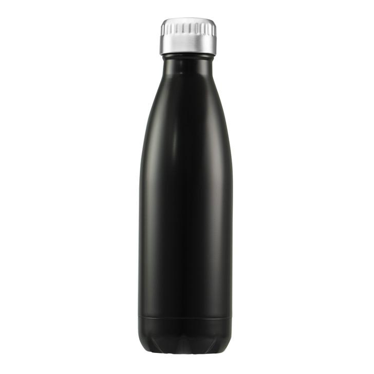 Fluid Vacuum Bottle - 1L - Black