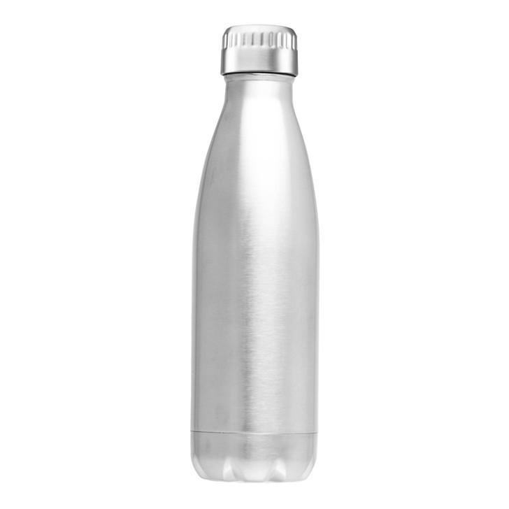 Fluid Vacuum Bottle - 1L - Stainless Steel