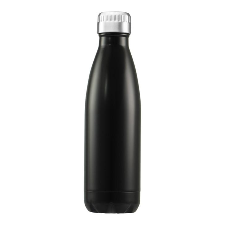 Fluid Vacuum Bottle - 500ml - Matt Black