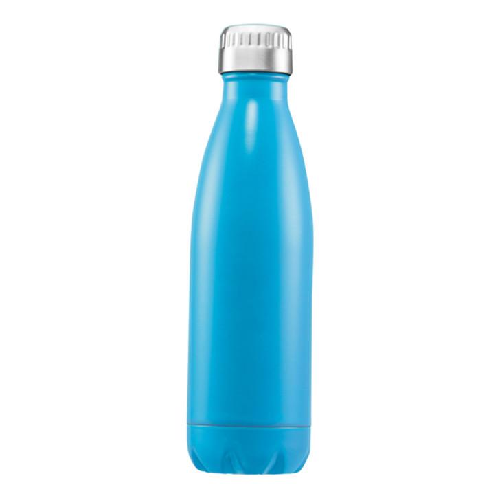 Fluid Vacuum Bottle - 500ml - Turquoise Blue