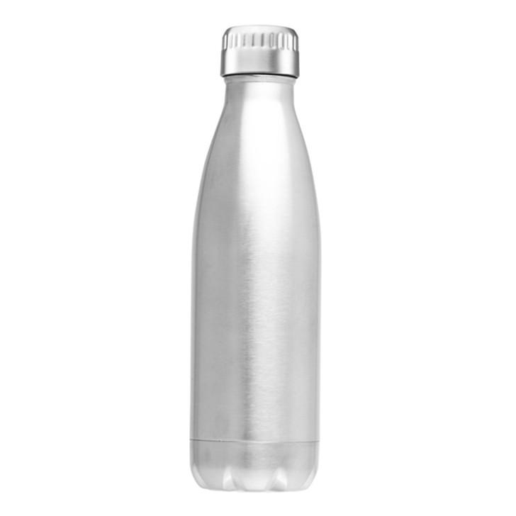 Fluid Vacuum Bottle - 500ml - Stainless Steel