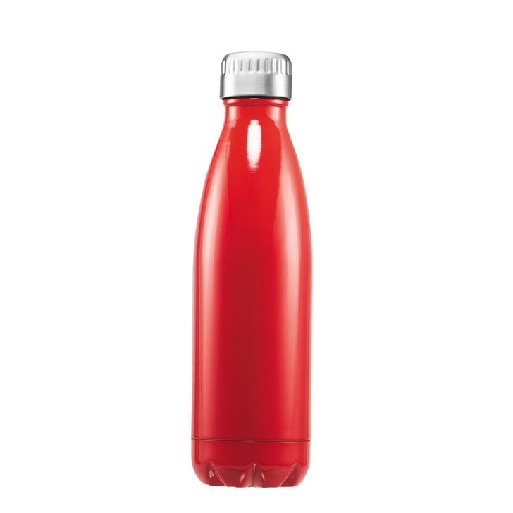 Fluid Vacuum Bottle - 750ml - Red