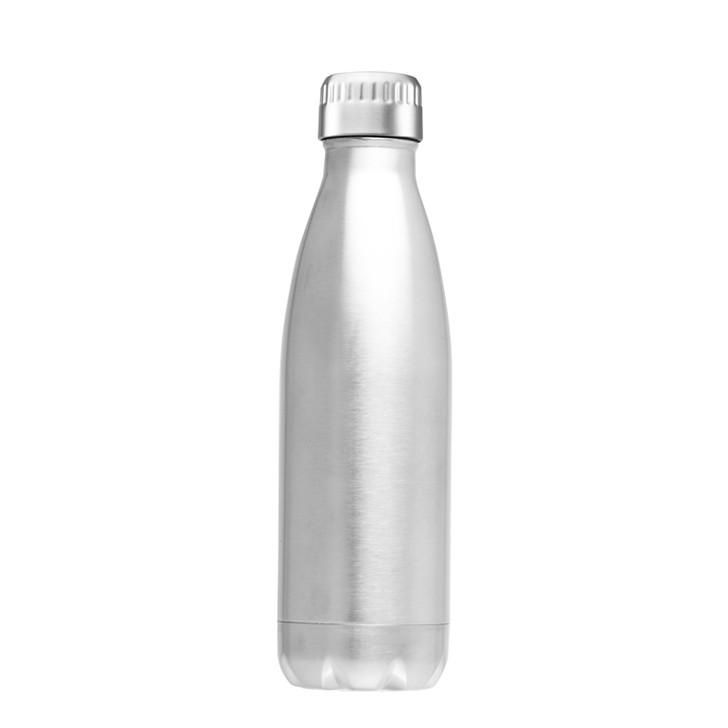 Fluid Vacuum Bottle - 750ml - Stainless Steel