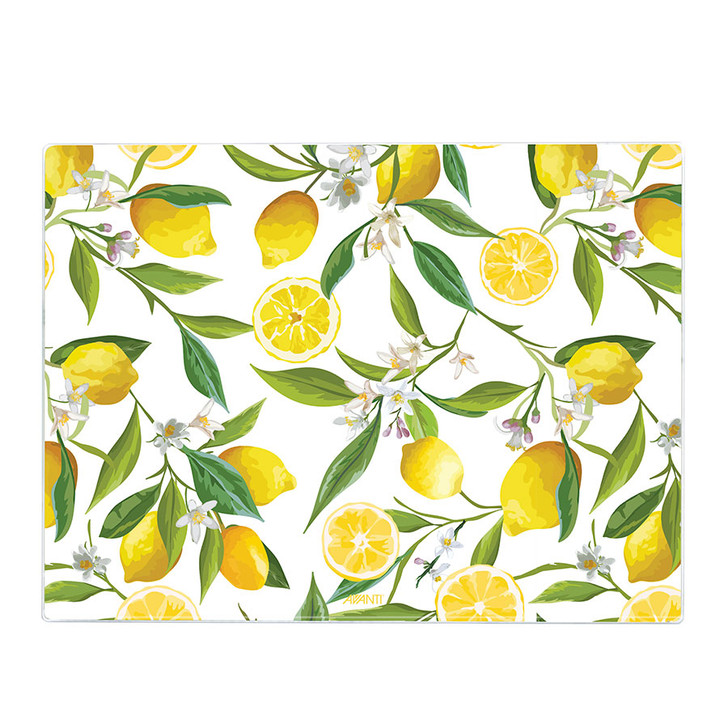 Tempered Glass Surface Protector - Lemons