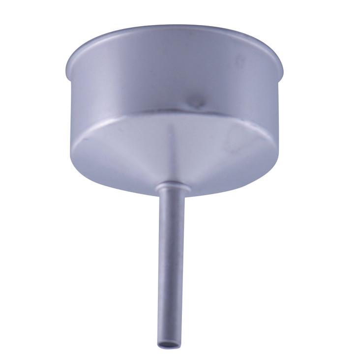 7.5cm Inox Funnel(S/S 430) For Inox Espresso Maker - 450ml / 9 Cup