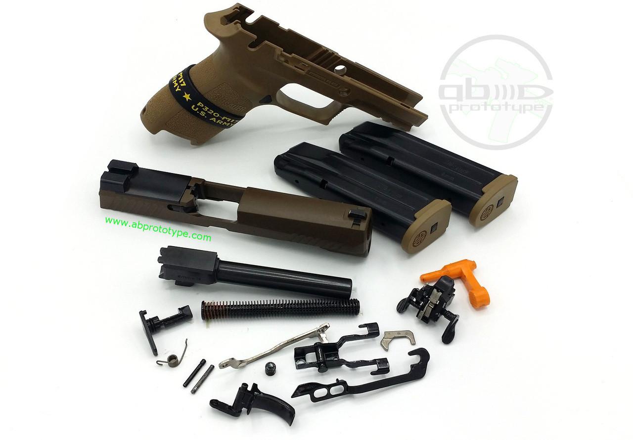 SIG M17 Complete Parts Kit