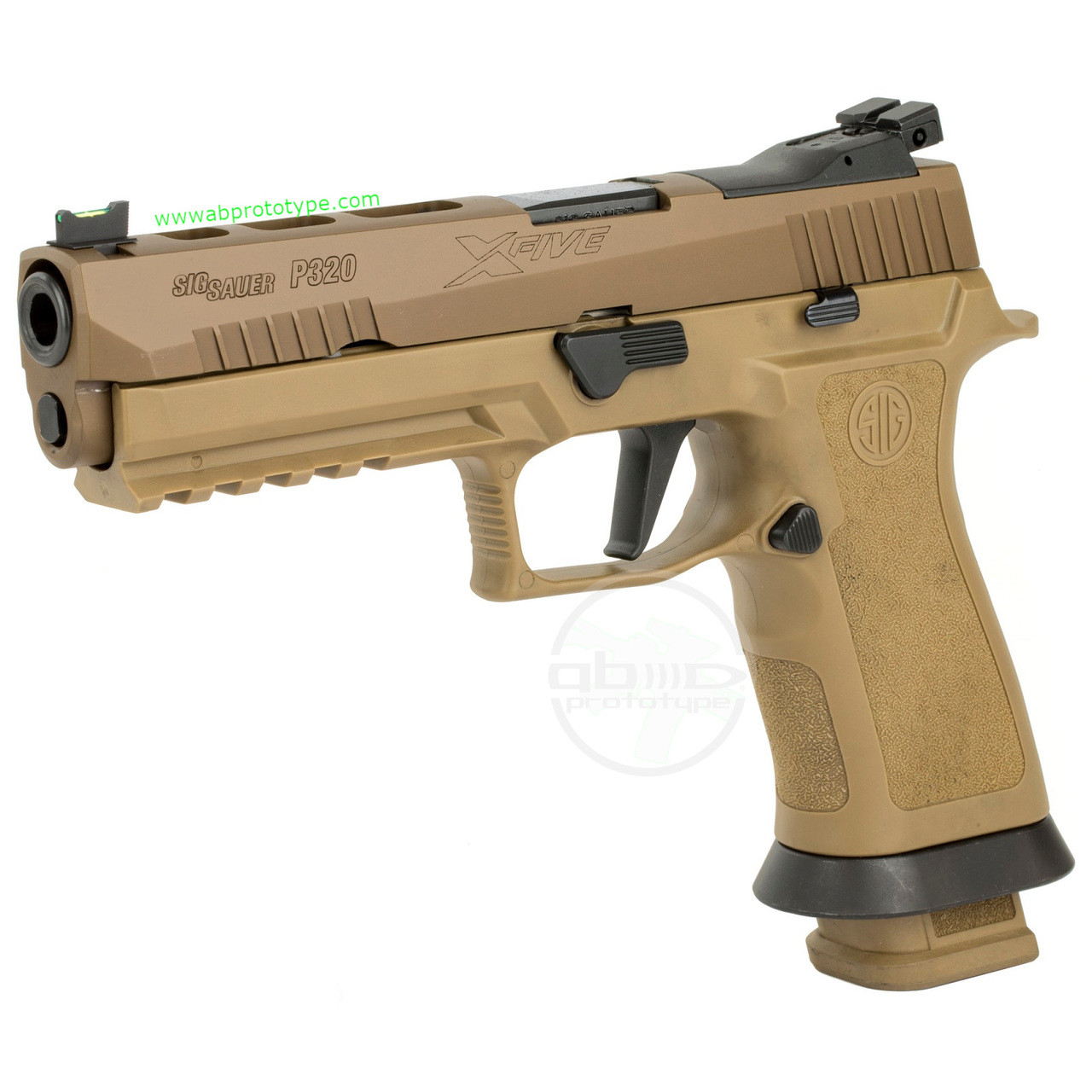 SIG P320 Coyote X5 9mm Complete Parts Kit