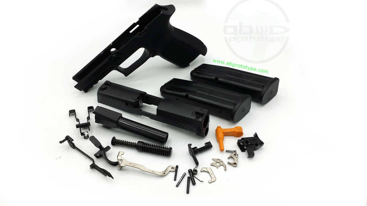 SIG P320 Compact 45ACP Complete Parts Kit