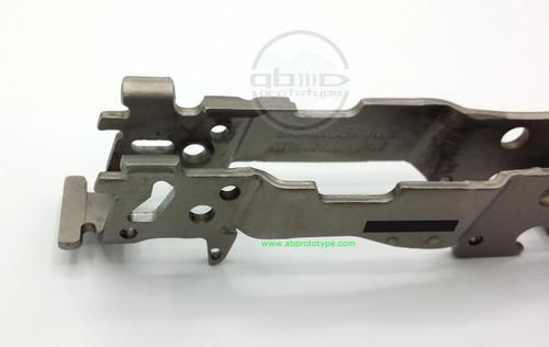 SIG M17 9MM Complete Slide - AB Prototype