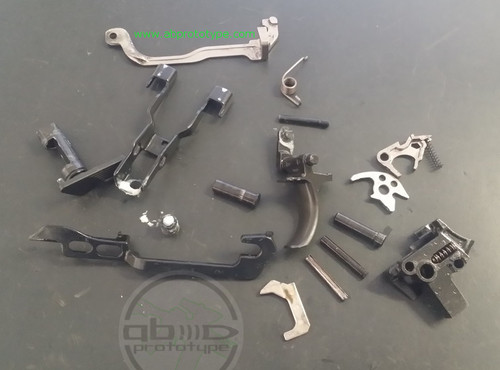 SIG P320 Slide Parts Kit - AB Prototype