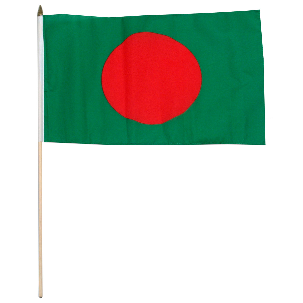 Bangladesh 12in X 18in Polyester Flag