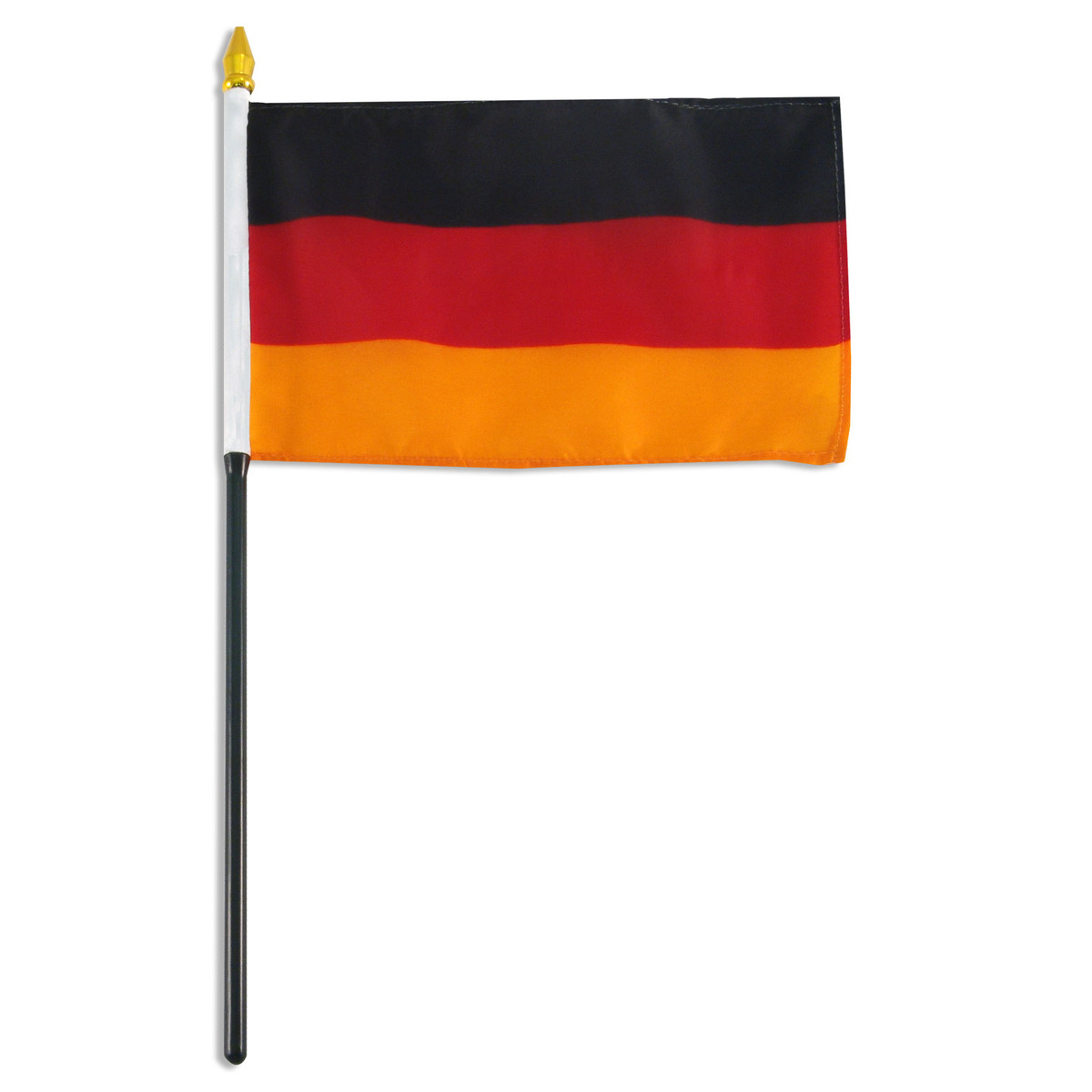 Germany Poly Cotton 4in X 6in Flag