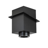 8'' DuraTech 11'' Square Ceiling Support Box - 8DT-CS11