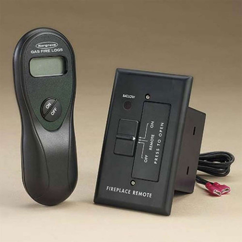Cumberland Thermostatic Remote by Hargro